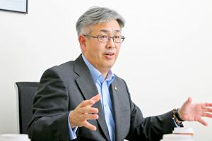 四国管財株式会社 お客様係&代表取締役 中澤 清一さん