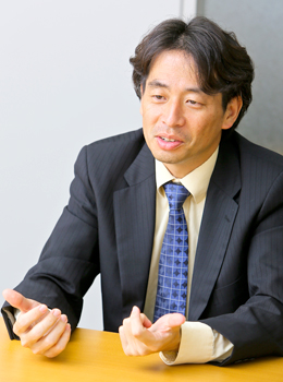 渡邊究さん photo