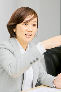 石田幸子さん Photo