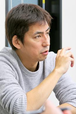 柳橋仁機氏 Photo