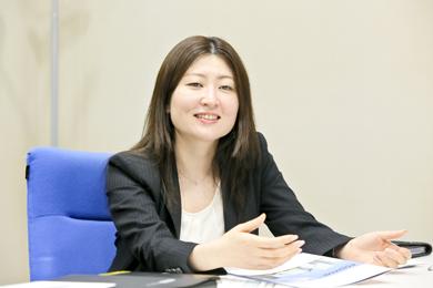 浦井裕美子氏 Photo