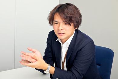山田功生氏 Photo