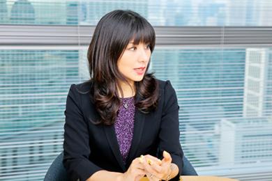 小室淑恵氏 Photo