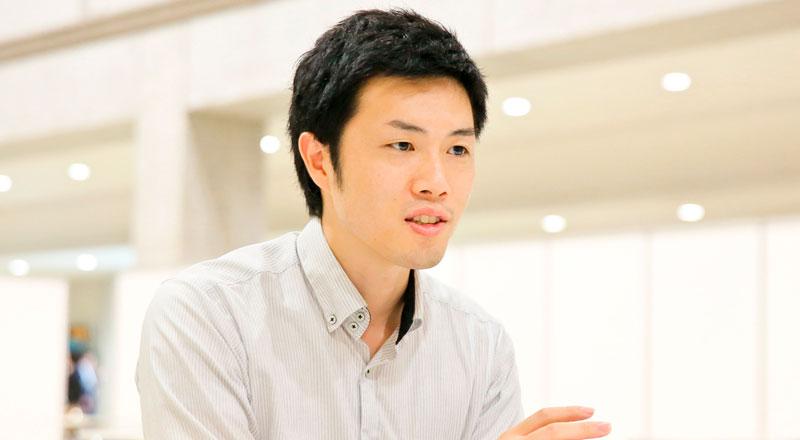株式会社マルイチ産商 須永岳さん Photo