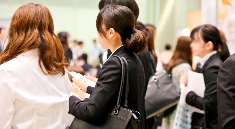 イベントに参加した学生の様子