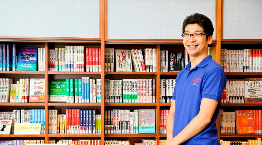 高松康平さん Photo