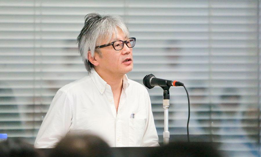 小林睦氏 Photo