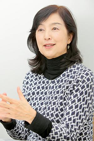 宮城まり子さん Photo
