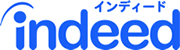 Indeed Japan 株式会社Indeed Japan ロゴ