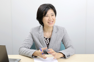 日本経済新聞社 石塚慎司さん