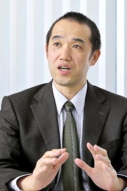 トーマツ イノベーション株式会社髙橋豊さん photo
