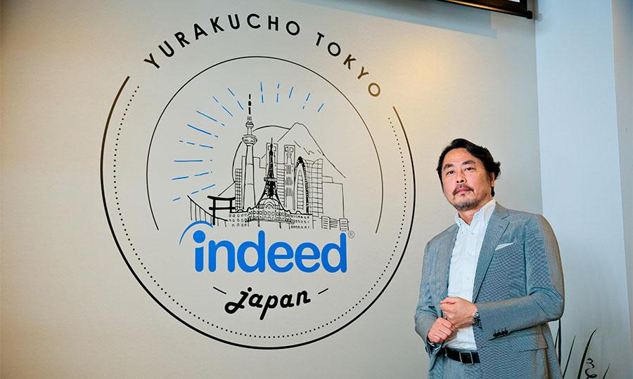 Indeed Japan 株式会社 高橋信太郎さん