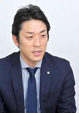 サッポロビール株式会社 人事部 マネージャー 萬谷浩之氏