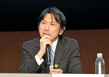 伊藤禎則氏(経済産業省 産業人材政策室 参事官)