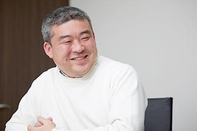 山崎 浩司さん photo