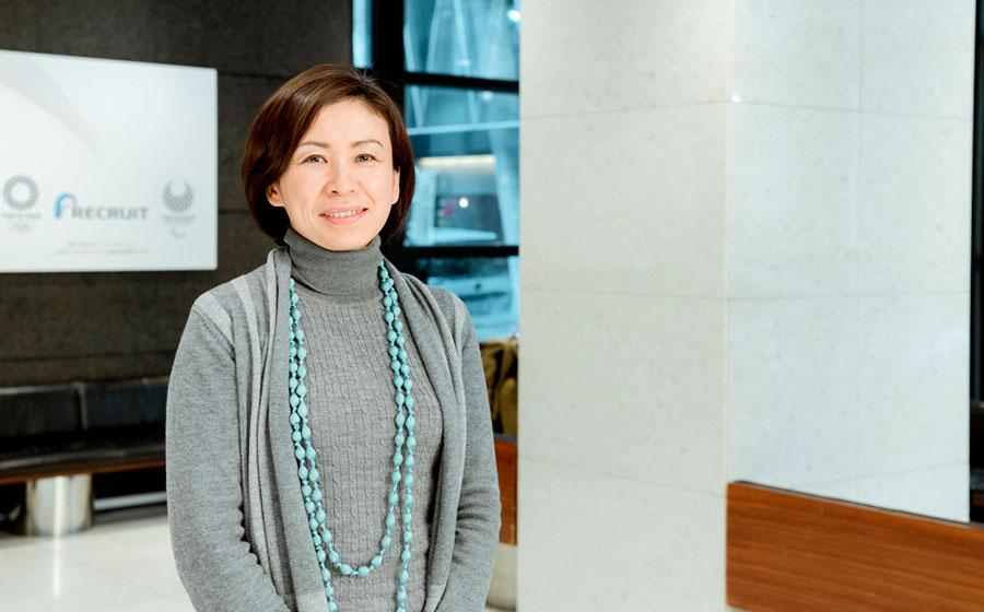 二葉 美智子さん Photo
