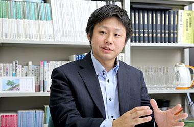株式会社マイナビ 教育研修事業部開発部 部長 土屋裕介さん