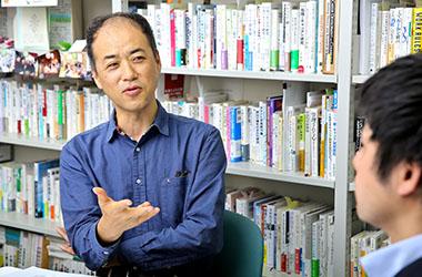 法政大学大学院政策創造研究科 教授 石山恒貴さん