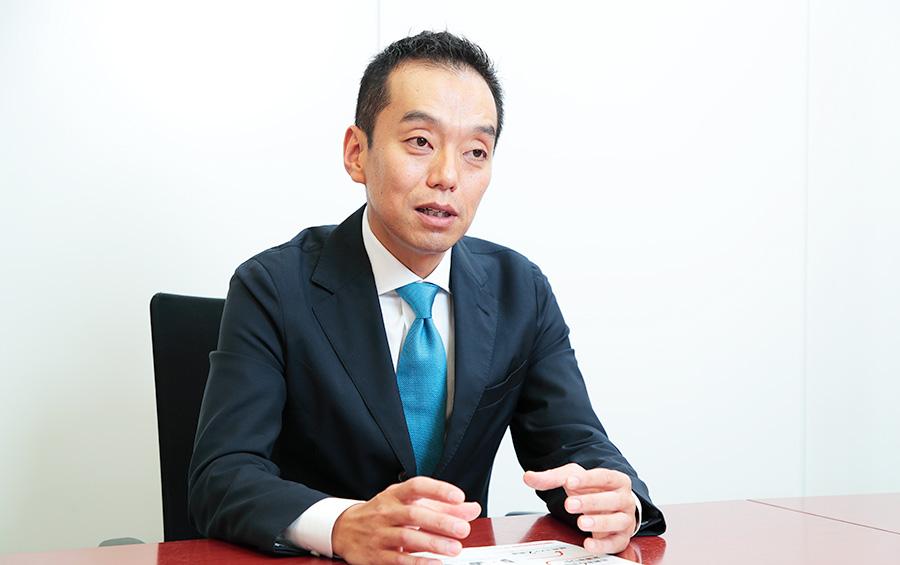 尾崎亘氏 株式会社キュリカ 取締役