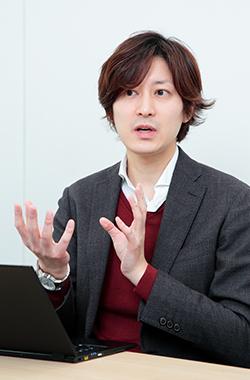伊達洋駆氏(株式会社ビジネスリサーチラボ 代表取締役)
