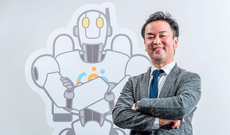 山田 誠さん(スーパーストリーム株式会社 取締役 企画開発本部 本部長)