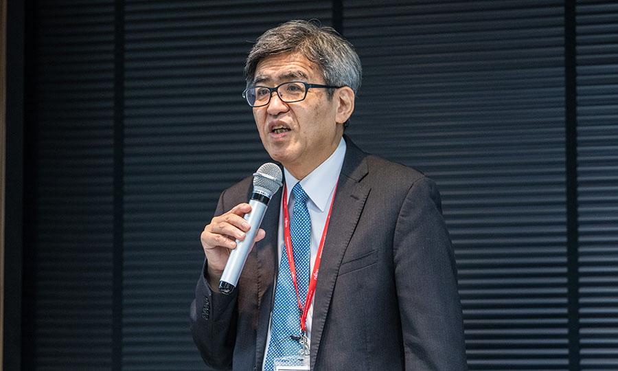 東京大学大学院 医学系研究科精神保健学分野 教授 川上 憲人 氏