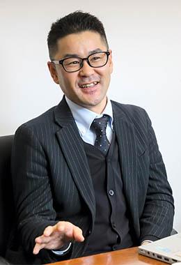 森 信二郎氏()株式会社ヒューマンテクノロジーズ チャネル開発部 主任森 信二郎氏
