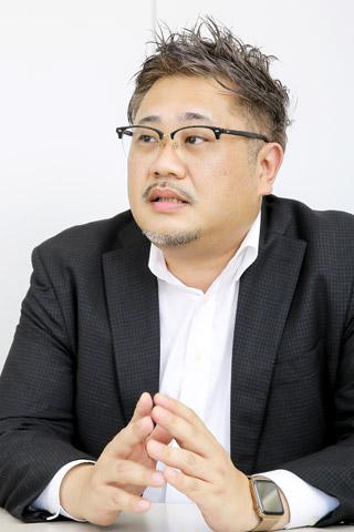 アルテサロンホールディングス執行役員 大山高寛氏 photo