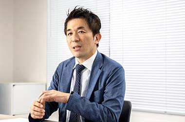 上林周平さん(株式会社NEWONE代表取締役社長)