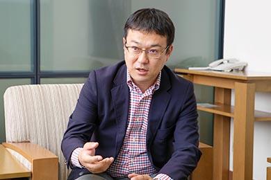 中川友輝さん(トヨタ自動車株式会社  人材開発部  グループ長 )