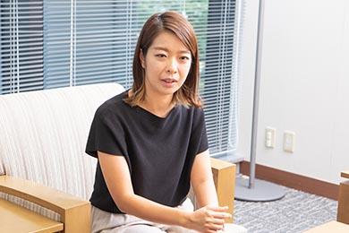 伊藤みゆきさん(トヨタ自動車株式会社  人材開発部  主任)