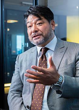 堀内賢治さん(株式会社グーデックス 代表取締役 / 組織変革プロセス ファシリテーター)