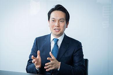 多田洋祐さん(株式会社ビズリーチ 代表取締役社長)