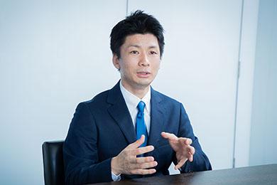 古野了大さん(株式会社ビズリーチ 執行役員 HRMOS事業部 事業部長)