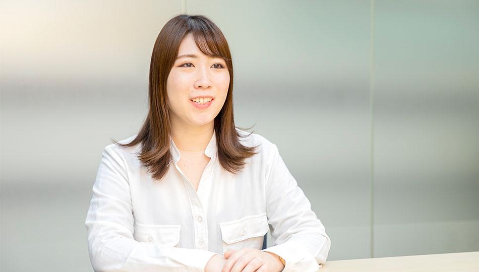 高木奈実さん(エス・エー・エス株式会社 クラウド事業部クラウドサービス部)
