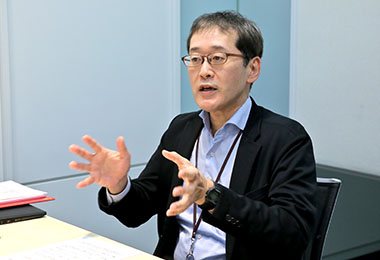 大塚康さん(ソニー株式会社 人事センター EC人事部 統括部長)