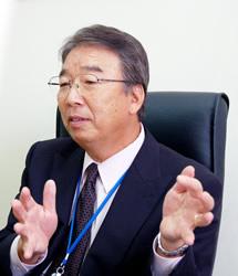 プリマ・マネジメント・サービス株式会社 代表取締役社長 吉野貞夫さん