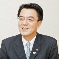 株式会社ホテルオークラ東京 管理部 部長 糸正弘さん
