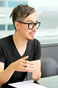 想像戦略室 室長 梅澤 孝之さん