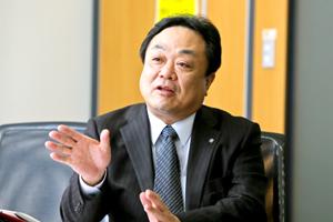 永尾秀俊さん photo