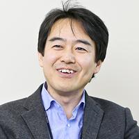 矢田真士さん プロフィール写真