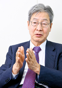 藤田泰久さん photo