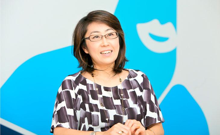 島田由香さん ユニリーバ・ジャパン・ホールディングス株式会社 取締役人事総務本部長