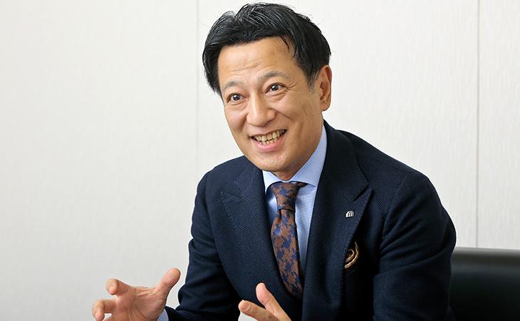 中村守孝さん 株式会社三越伊勢丹ホールディングス 執行役員人事部長