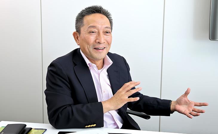 帝人株式会社 藤本治己さん