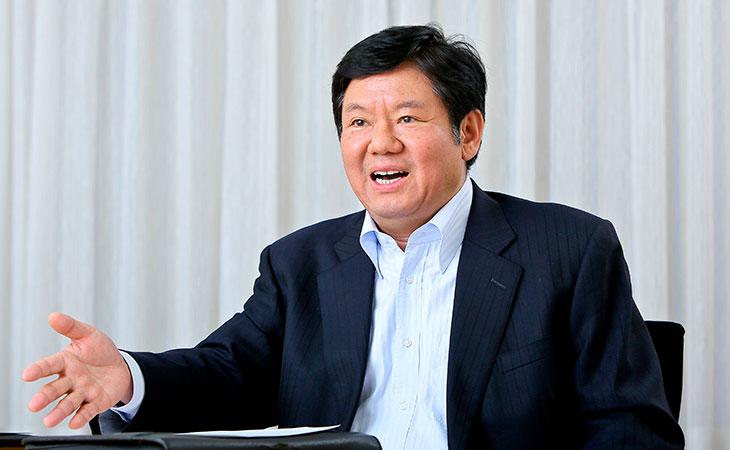 武田薬品工業株式会社 グローバルHR グローバルHRBP コーポレートヘッド 藤間 美樹さん