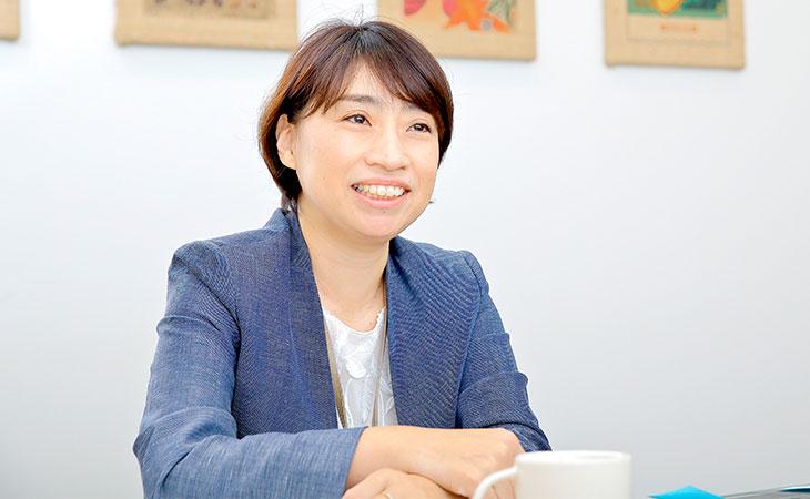 スターバックス コーヒー ジャパン 株式会社 人事本部 人事部 部長 久保田 美紀さん