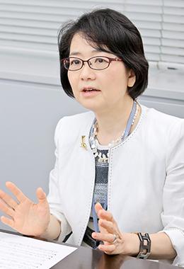 味の素株式会社 理事 グローバル人事部 次長 髙倉 千春さん