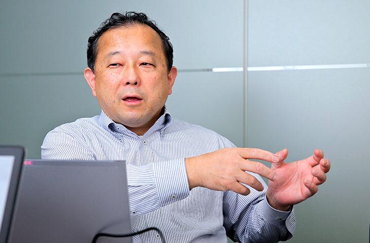 古河電気工業株式会社 戦略本部 人事部 人材育成(採用・教育)担当部長 上原 正光さん