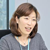 サイボウズ株式会社 執行役員 事業支援本部長 中根弓佳さん プロフィール写真